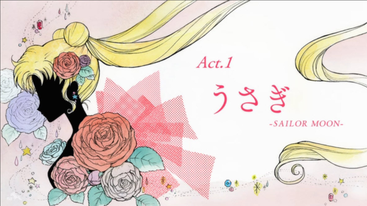 Sailor Moon Crystal Act 1