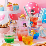 Moon Prism Cafe Figures